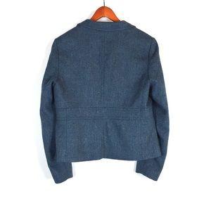 L.L. Bean Jackets & Coats - L.L. Bean women's blue wool blazer size 16